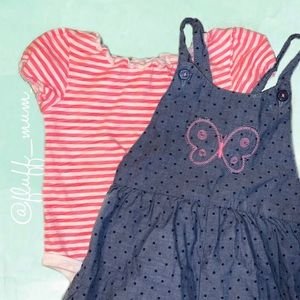 Matching Girls Outfit